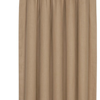 EASTERN ACCENTS BREEZE SAND PINCH PLEAT CURTAIN PANEL (DW)