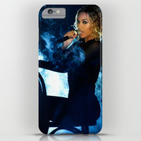 Beyoncé Chair and Smoke iPhone & iPod Case by Shaina | Society6