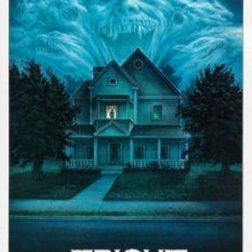 "Fright Night Poster Movie Poster Insert 14""X36"""