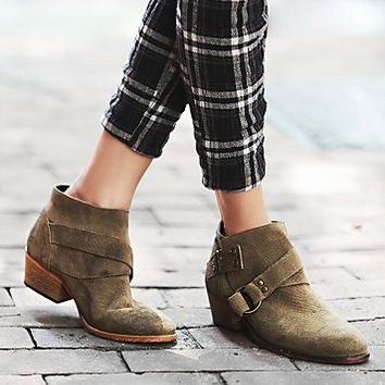 Free People Womens Tortuga Ankle Boot