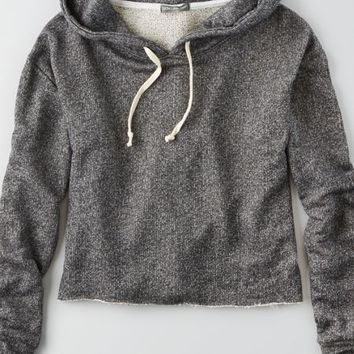 AEO Women's Don't Ask Why Swing Hoodie