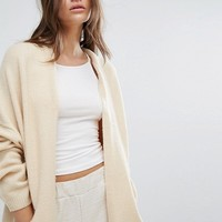 Micha Lounge Oversized Bell Sleeve Cardigan at asos.com