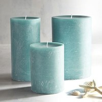 Sea Air™ Pillar Candles