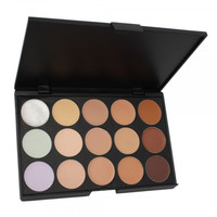 15 Color Professional Contouring Pallette