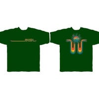 T-shirt Phish Roller