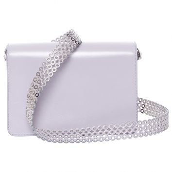 Azzedine Alaia - Leather Cross-Body Bag | Kirna Zabete