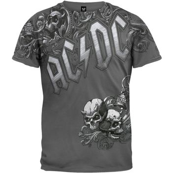 AC/DC - Night Prowler Soft T-Shirt
