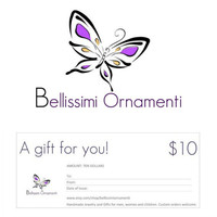 Gift Certificate, Jewelry Gift, Custom Gift, Stocking Stuffer, Corporate Gifts, Gift Voucher, Gift for Him, Gift for Her
