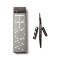 Makeup Eyebrow Brows Pencil Eyeliner With Eye Brows Brush Waterproof and Long-lasting by Myboon