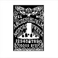 Ouija Spirit Board Single Light Switch Plate Wall Cover Room Decor