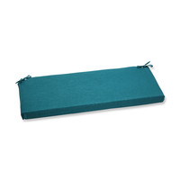Pillow Perfect 550190 Rave Teal Green Outdoor Bench Cushion