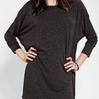 Urban Outfitters - Silence & Noise Long-Sleeve Dolman Tee Dress