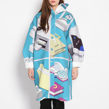The Windows Explorer Computer Jacket by TYAKASHA