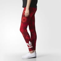 NIKE Flower Print Tight Gym Yoga Running Leggings Pants Trousers Sweatpant