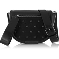 Marc by Marc Jacobs - Luna studded leather shoulder bag