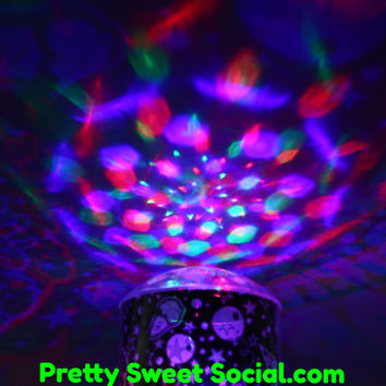 Amazing Bright Star LED Projector