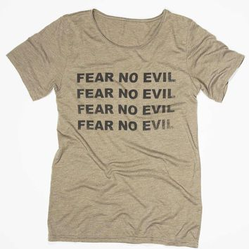 Fear No Evil - rawneck