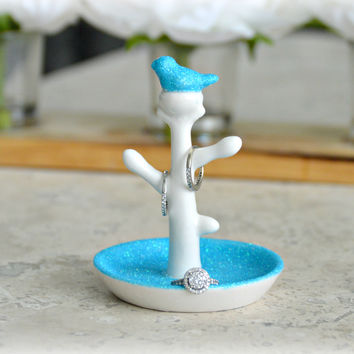 Baby Bird Ring Holder