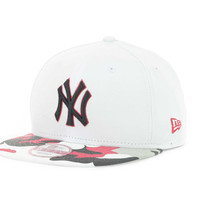 New York Yankees MLB Camo 9FIFTY Strapback Cap