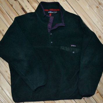 Patagonia Synchilla Snap-T Hoody Pullover