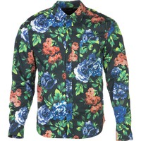 Insight Floral Shirt - Long-Sleeve - Men's Blue Note Floral,