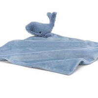 Wilbur Whale Soother by Jellycat