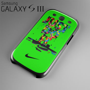 Nike Just Do IT Case For Samsung Galaxy S3, S4, S5, S6, S6 Edge NJ2A