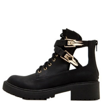 Devon Cut Out Boot