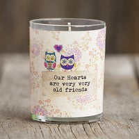 OLD FRIENDS NATURAL LIFE SOY CANDLE