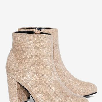 Nasty Gal Outshine Ankle Boot