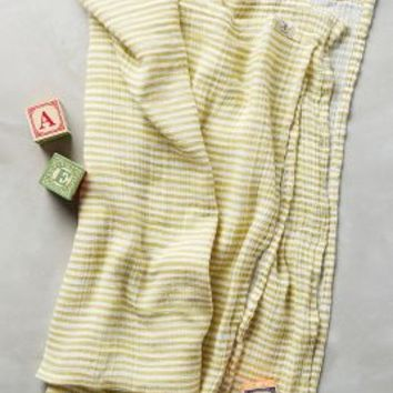 Pehr Sweetly Striped Swaddle
