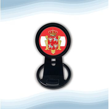 Polish Lithuanian Commonwealth Universal Wireless Charger with Bult in Stand