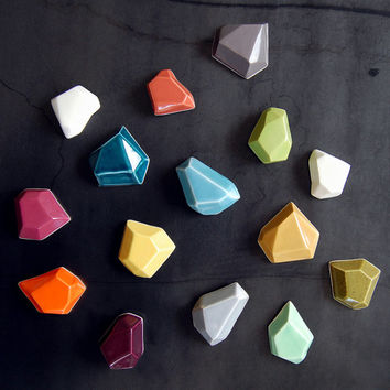 Faceted Magnet