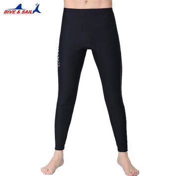 Ankle-length Pants For Men Or Women Capri-pant Swimming Rowing Sailing Warm