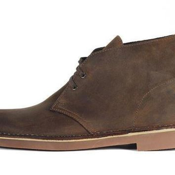 Clarks For Men: Bushacre 2 Beeswax Boot