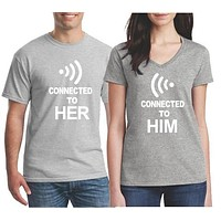 Mr and Mrs Matching Couples Shirts | Our T Shirt Shack