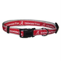 DCCKGW6 Alabama Crimson Tide Pet Collar