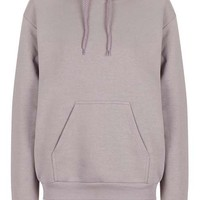Basic Oversized Hoodie - Clothing