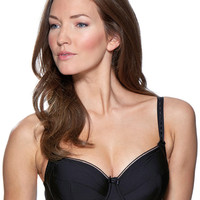 Charnos Everyday Full Cup Bra Black