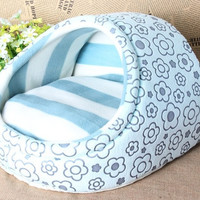 Fashion Pet House 2015 New Type Dog Home Cats Nest Kennel Dogs Pet House Bed Cotton Warm Easy Unpick and Wash = 1930116420