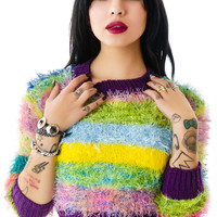 UNIF Furby Sweater Multi