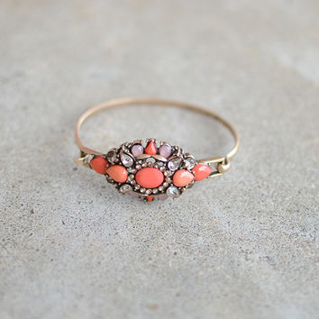 By The Seashore Bracelet - Coral