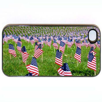 iPhone 4 4s Case September 11 Rememberance Hard by KustomCases