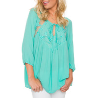 Honor Lace Top