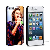 harry style one direction iPhone 4 5 6 Samsung Galaxy S3 4 5 iPod Touch 4 5 HTC One M7 8 Case