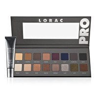 LORAC PRO Eyeshadow Palette 2 With Mini Eye Primer (Red)