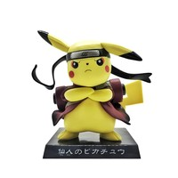 Pokemon Naruto Pikachu Figure