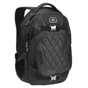 OGIO Squadron Backpack - Black [For 15 Inch Notebook]