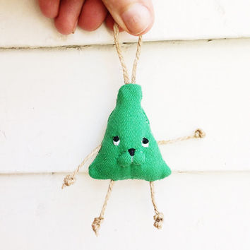 Christmas Tree Decorations Miniature Doll