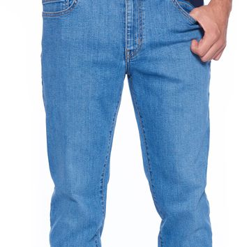 The Best Travel Jeans in the World | Faded Indigo